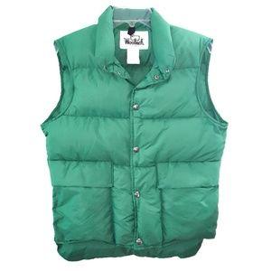 Woolrich Down Filled Puffer Vest